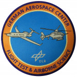 German Aerospace Centre (DLR) Cloth Badges