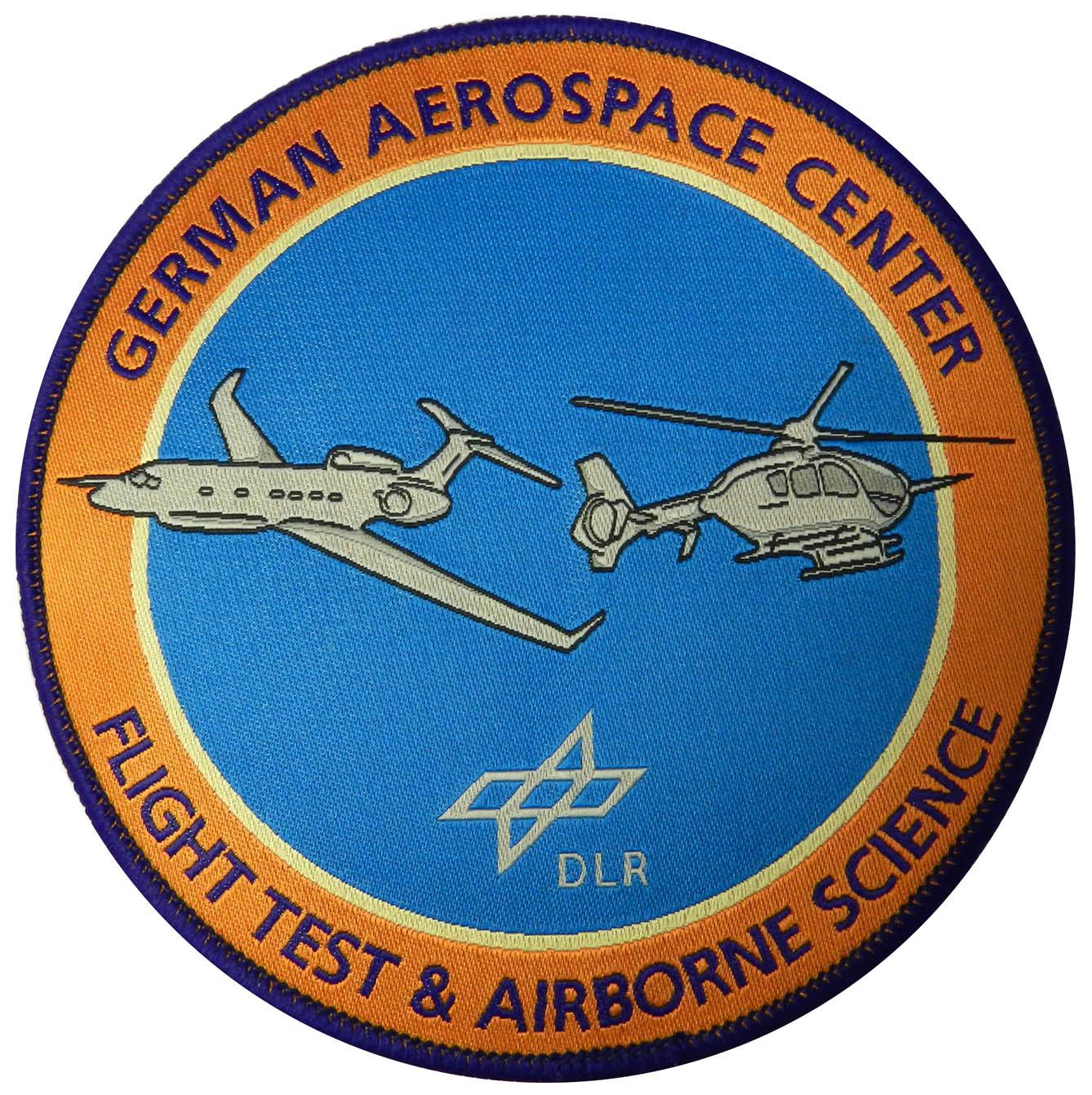 German Aerospace Centre (DLR) Cloth Badges