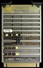 NCS1 Gyro Constants Circuit Board