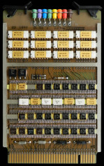 NCS1 Data Store Circuit Board