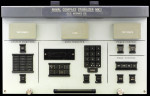 NCS1 Control and Indicator Panel