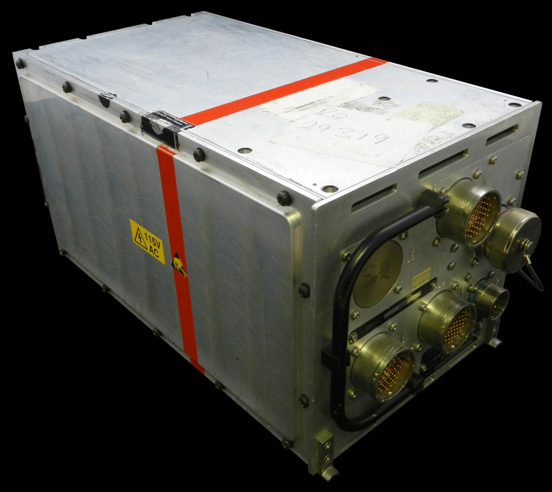 F-16C/D HUD Advanced Electronics Unit (space/mass/thermal model)