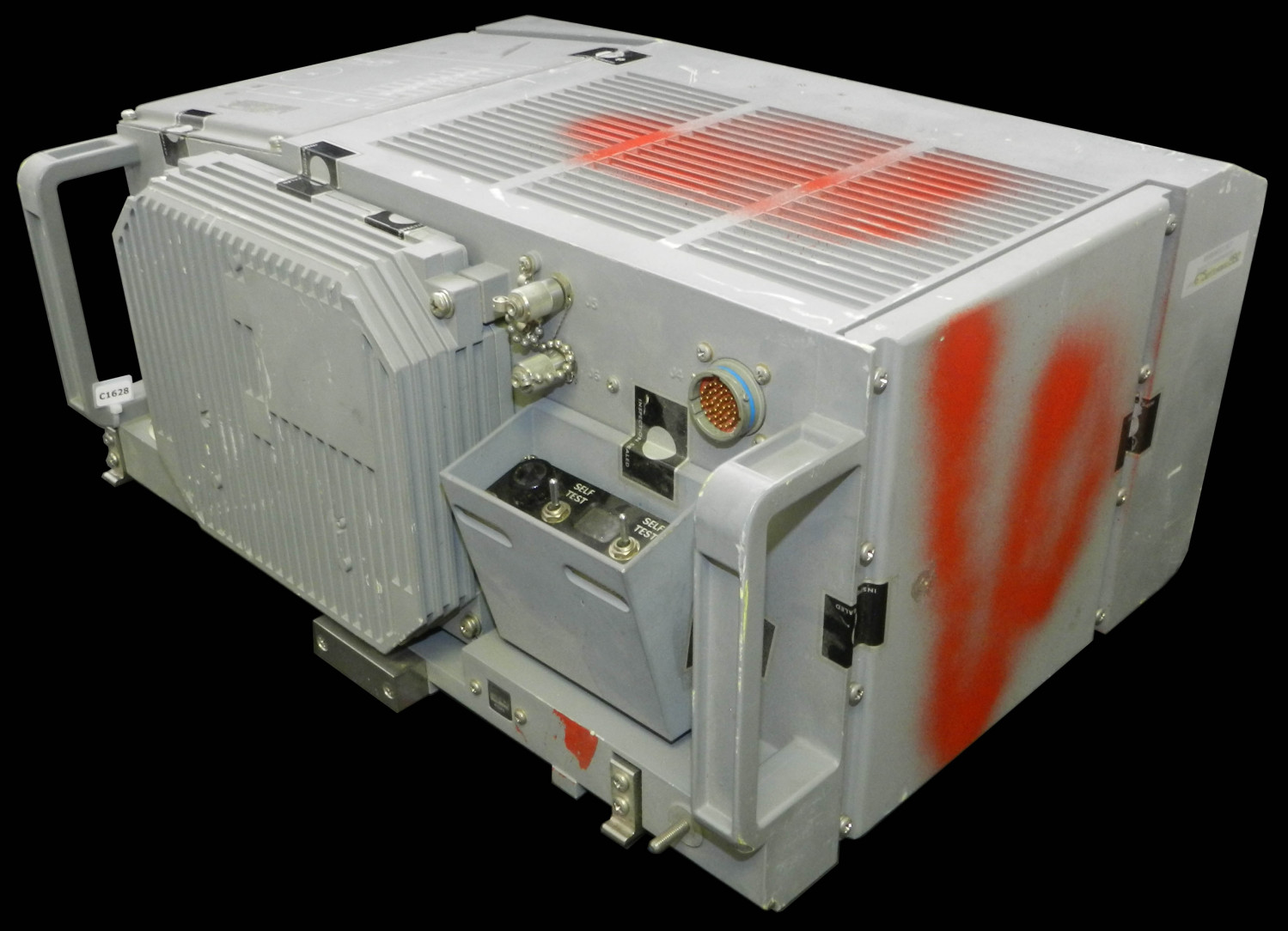 CPU from  Air Data Computer System