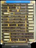 Scan Conversion Generator PCB.