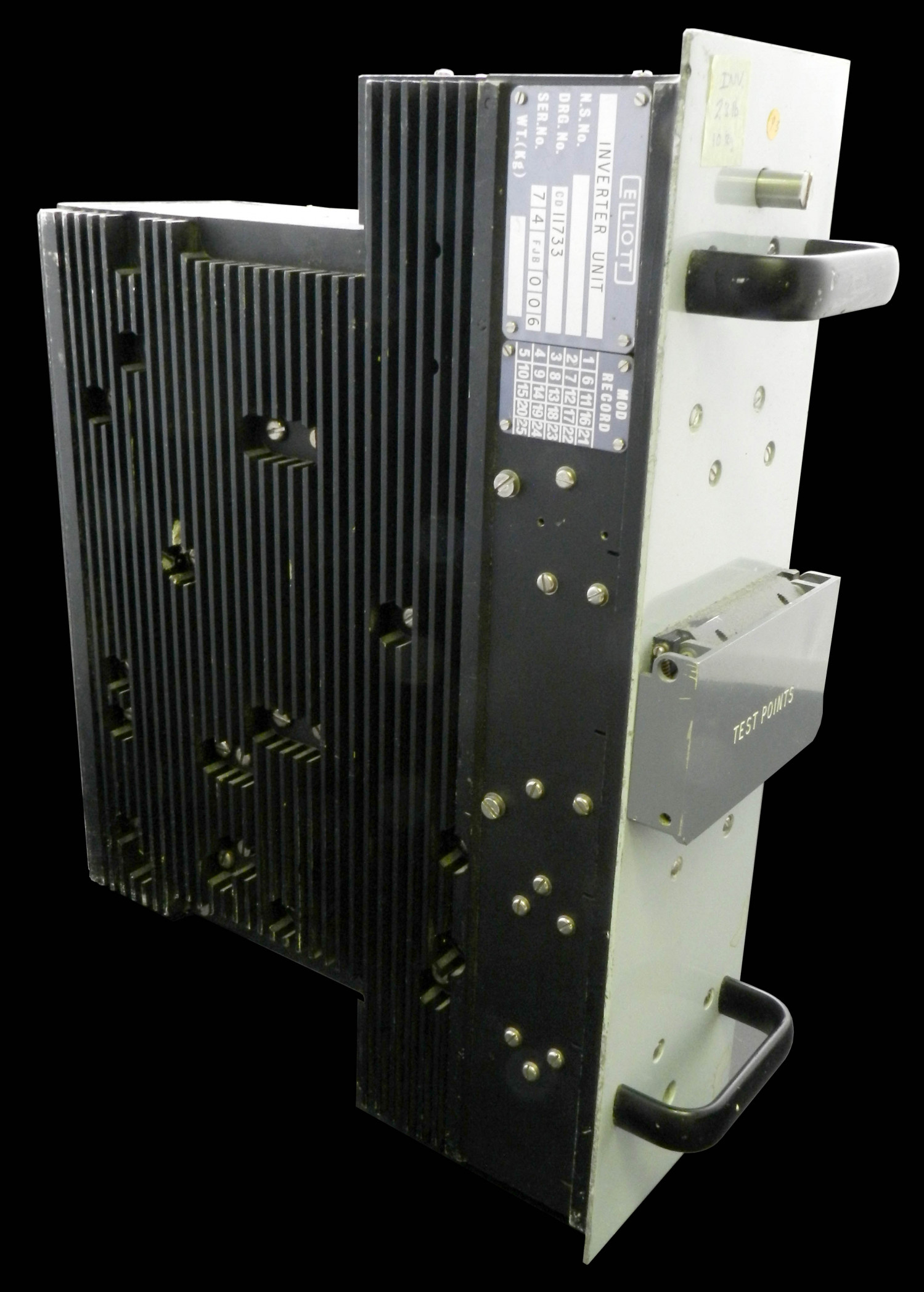 NCS1 Inverter Unit