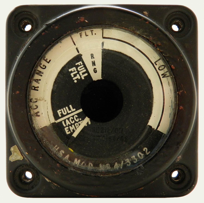 Hydraulic Indicator.