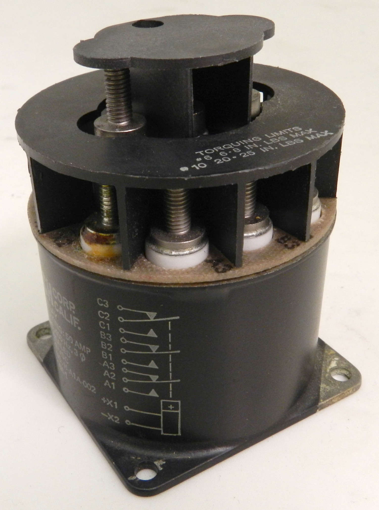 3 Phase Relay