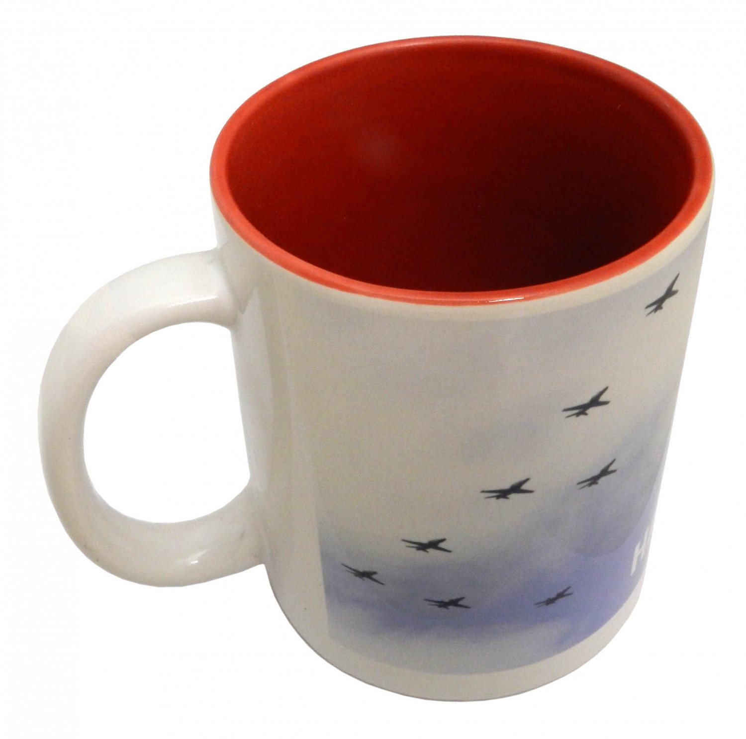 Coffee Mug depicting Hawk MSC-2