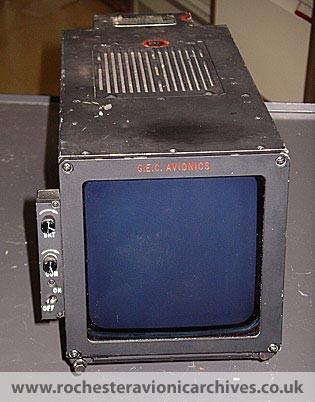 Colour Head-Down Display