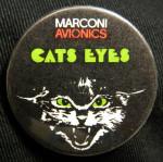Cats Eyes™ Badge