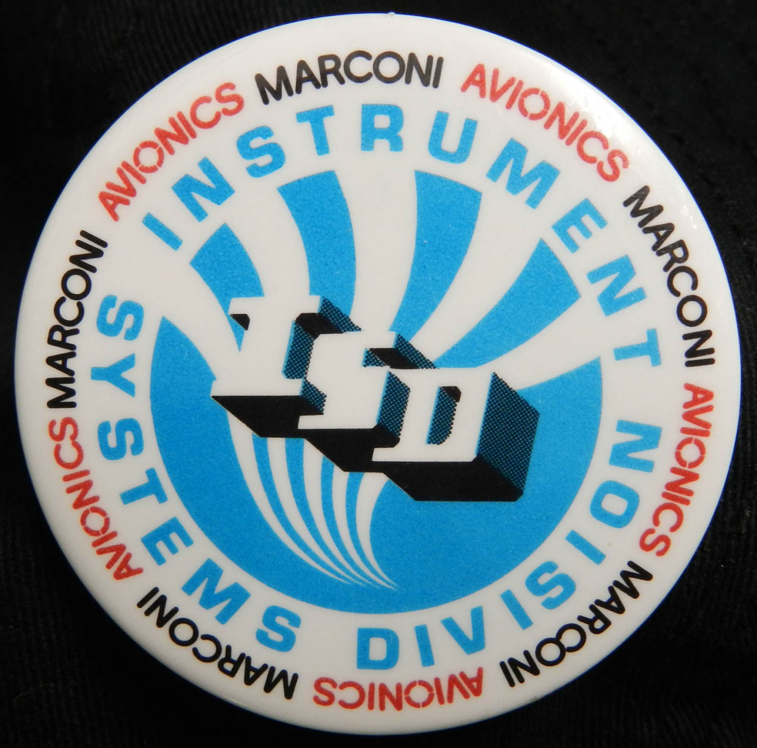 Instrument Systems Division Badge