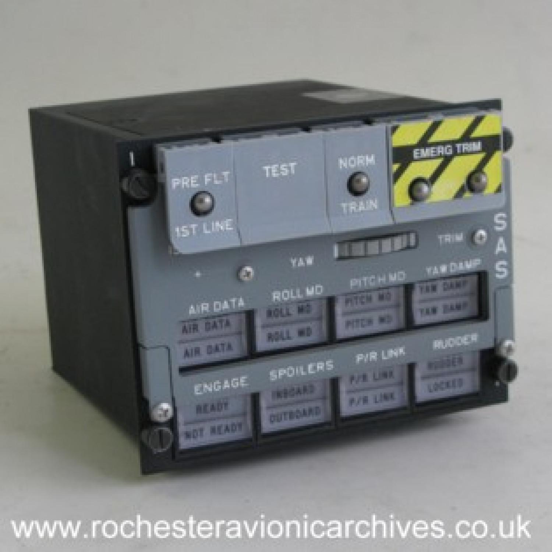 Tornado CSAS Control Unit