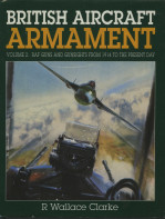 British Aircraft Armament: Vol 2 Guns & Gunsights 1914 to present date