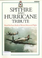 Spitfire and Hurricane Tribute - RAF Battle of Britain Memorial Flight