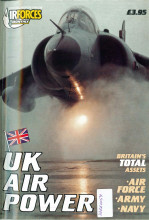 UK Air Power - Britain's Total Assets