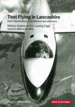 Test Flying in Lancashire