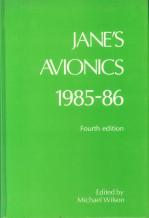 Jane's Avionics 1985-86