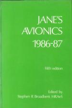 Jane's Avionics 1986-87