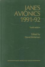 Jane's Avionics 1991-92
