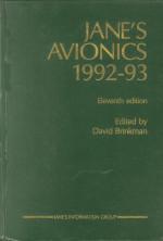 Jane's Avionics 1992-93