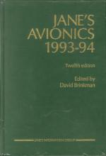 Jane's Avionics 1993-94