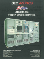 AN/GSM-333 Support Equipment System