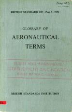 Glossary of Aeronautical Terms