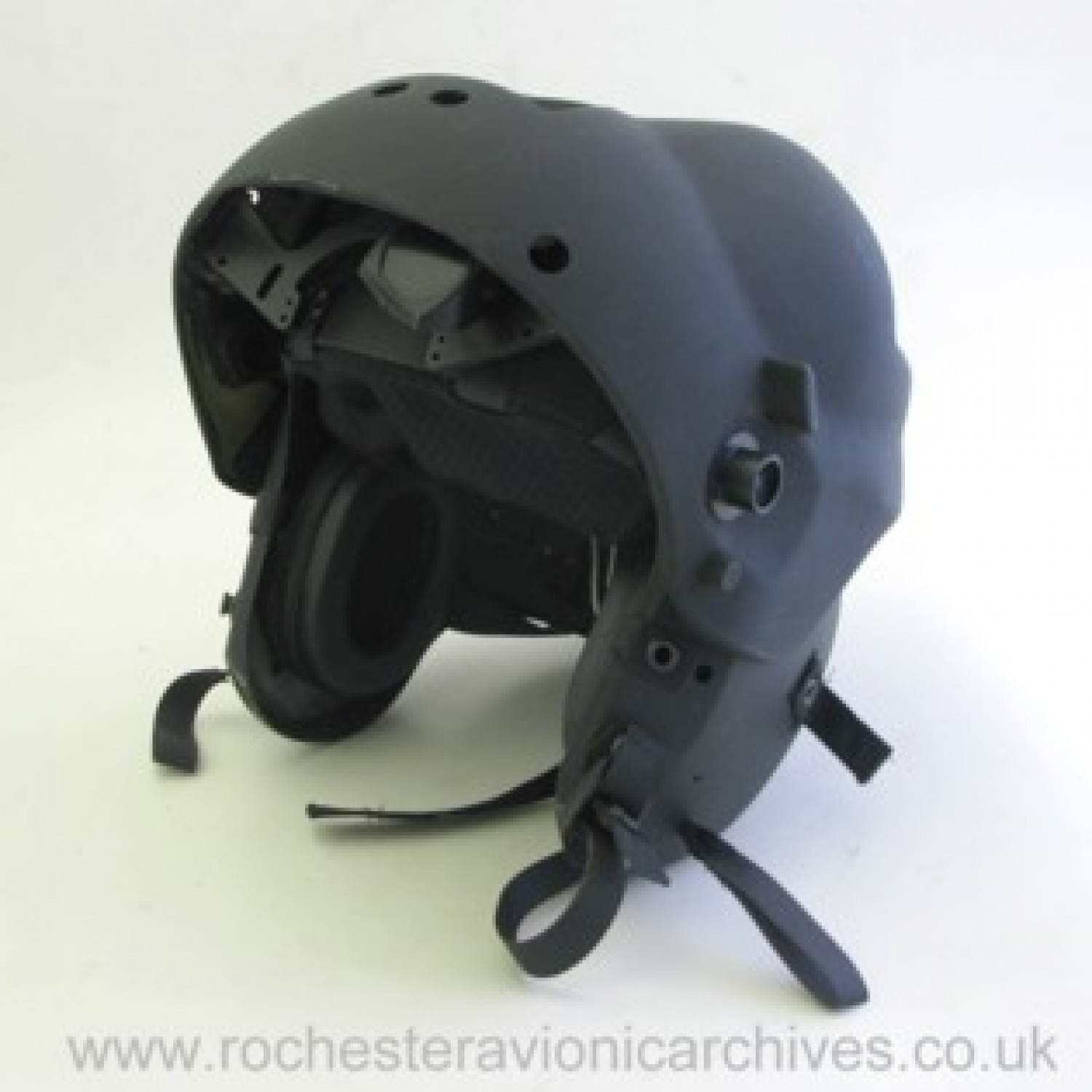 EFA Style Helmet Mounted Display