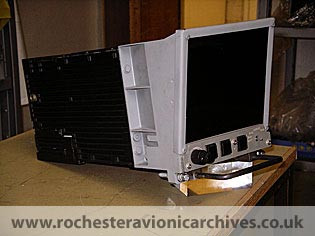 Tornado Enhanced Head-Down Display (EHDD)