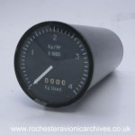 Trident Fuel Used & Flow Rate Indicator