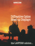 Diffractive Optics Head-up Displays - the LANTIRN solution...