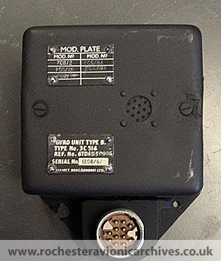 Lightning Type B Rate Gyro Unit