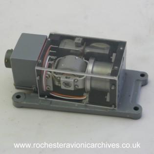 Type C Rate Gyro Mechanism