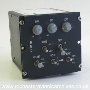 Falcon Eye HMD Control Unit