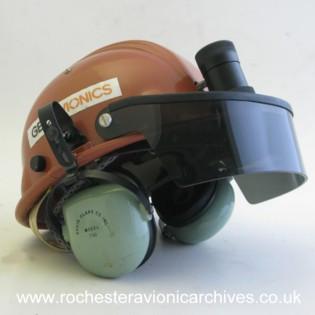 Helmet Mounted Sight on Builders Helmet