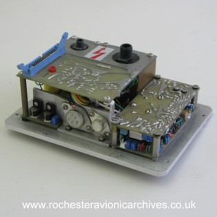 HUD High Voltage Power Supply Unit Prototype