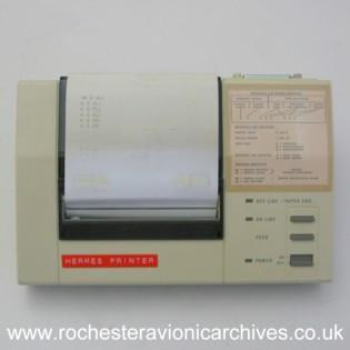 Hermes Printer and PSU Adaptor