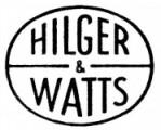 Hilger & Watts