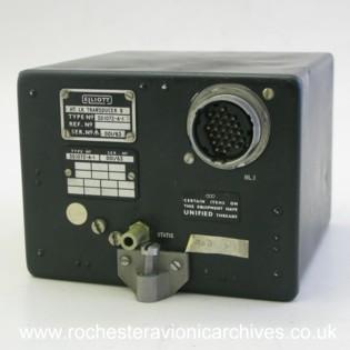 Height Lock Transducer