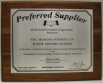 Preferred Supplier Award