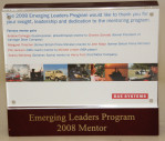 BAE Systems Mentor Program Plaque