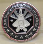 F-22 Medallion