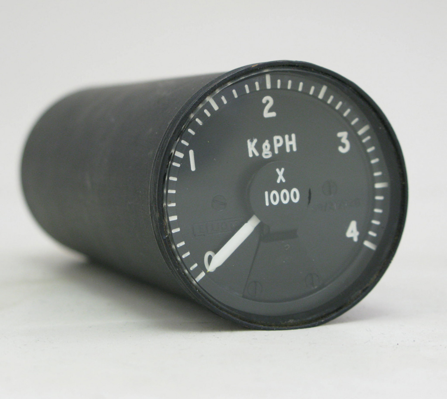 Fuel Flow Rate Indicator