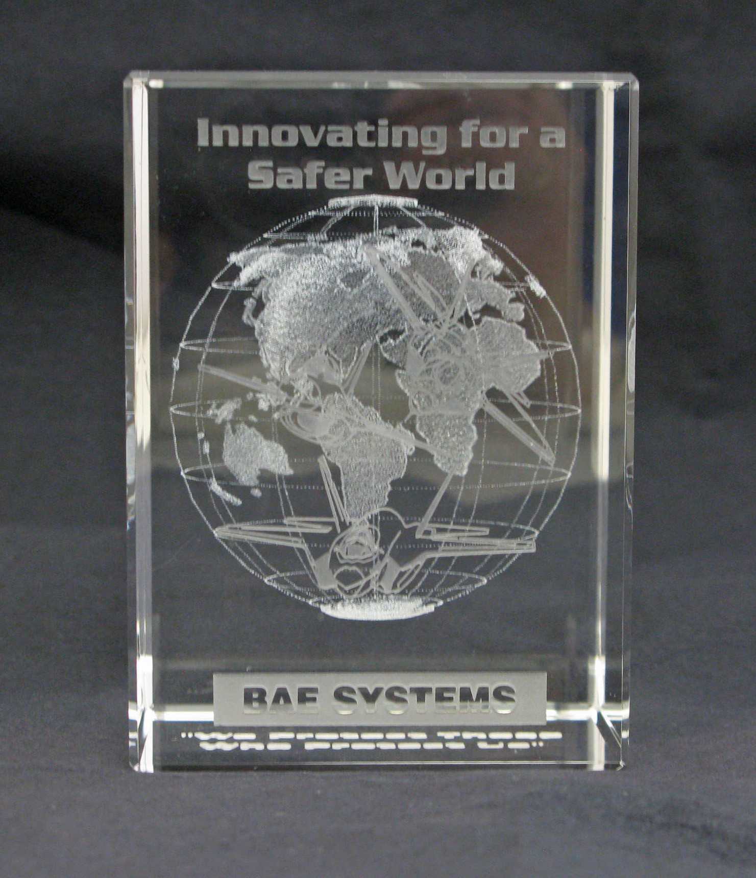 BAE Systems Promotional Item