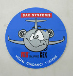 Visual Guidance Systems (VGS) Sticker