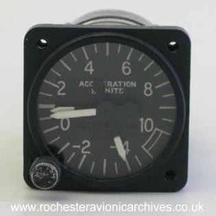 Indicating Accelerometer