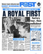 Kent Evening Post - Souvenir Special