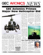 GEC AVIONICS NEWS No. 108