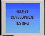 Helmet Testing and Flight compilation
