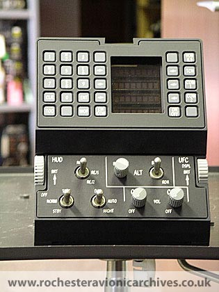 HUD Up-Front Control Panel